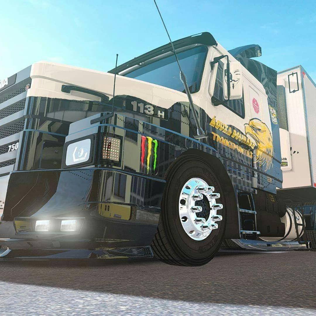 "Euro Truck Simulator 2 on Instagram: ""Águia Dourada"