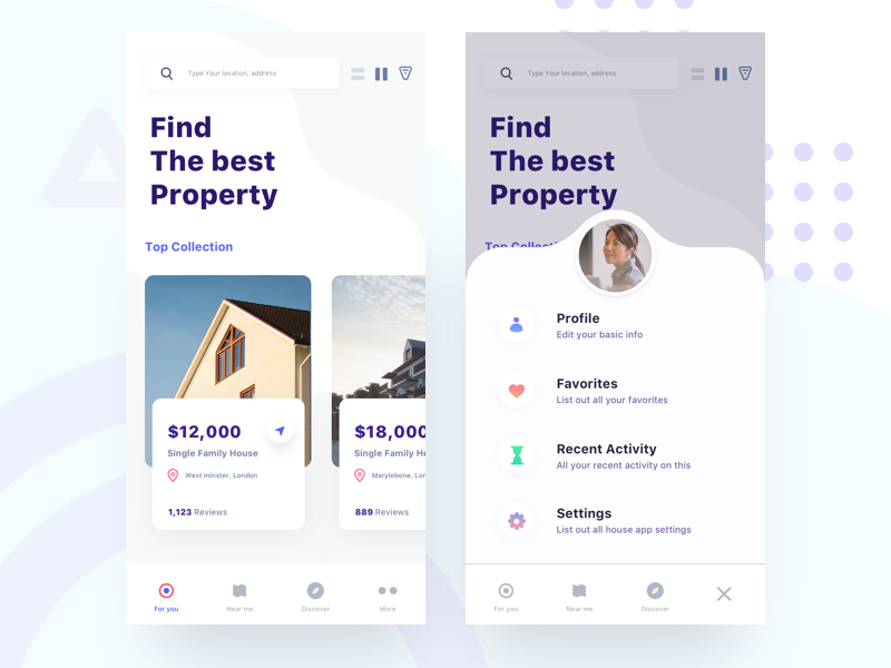 Housing App With Images