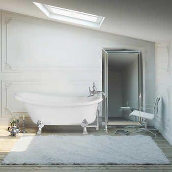 Foremost Old Fashioned Slipper Bathtub With Claw Feet Slipper Bathtub Old Fashioned Bathtub Bathtub