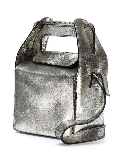 MM6 MAISON MARGIELA Sac à main structuré 0LWLcmtJPa