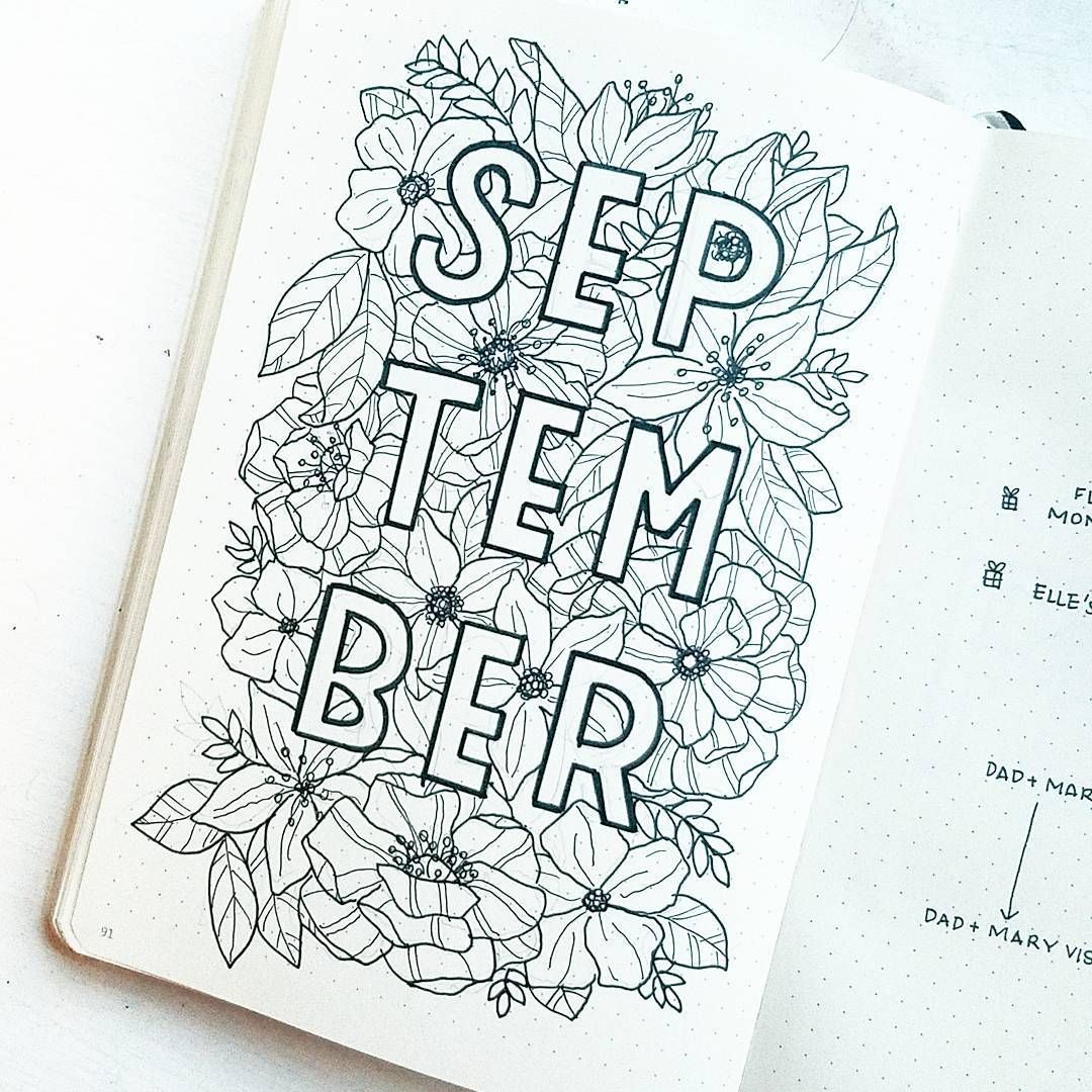 33+ Simple Bullet Journal Ideas to Simplify your Daily