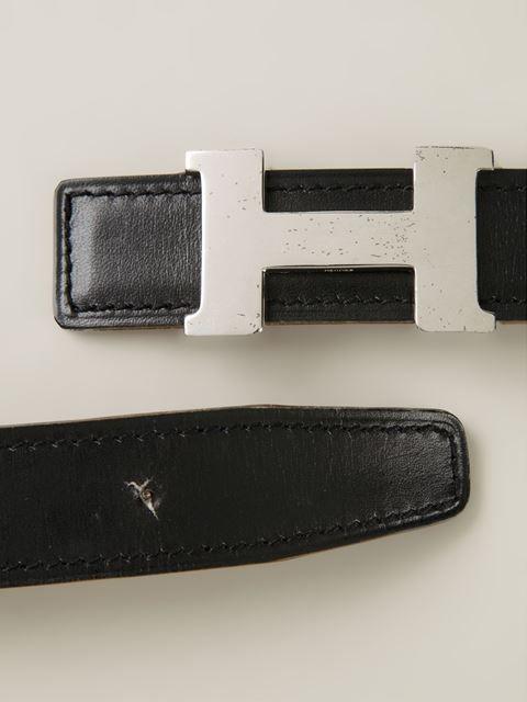 Shoppen Hermès Vintage Gürtel mit Schnalle von Rewind Vintage Affairs aus den weltbesten Boutiquen bei farfetch.com/de. In 400 Boutiquen an einer Adresse shoppen.