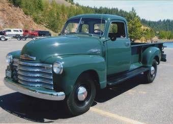 1949 Chevrolet 3800 One Ton Chevrolet Trucks Chevrolet Classic Chevrolet