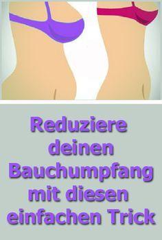 Photo of Mit diesen Trick kannst du deinen Bauchumpfang reduzieren | Fem-Lifestyle