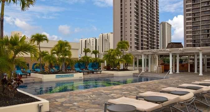 Hilton Waikiki Beach Waikiki Beach Hawaii Hotels Pacific