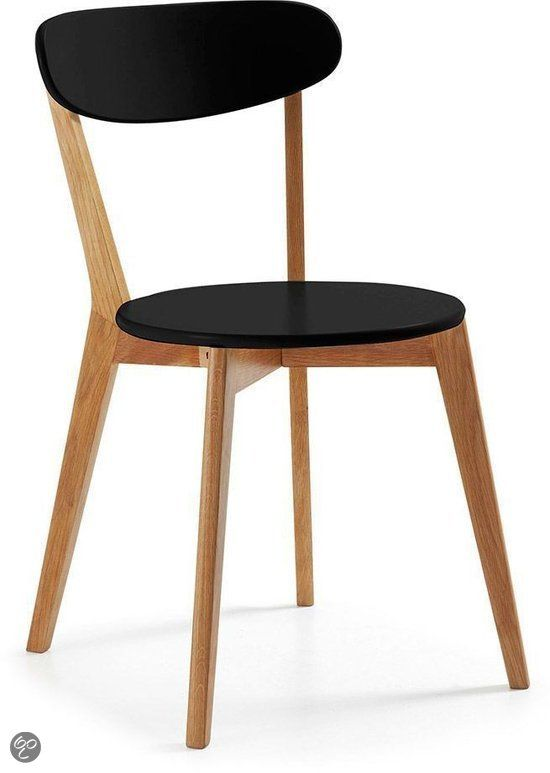 stoel zwart Furniture Pinterest