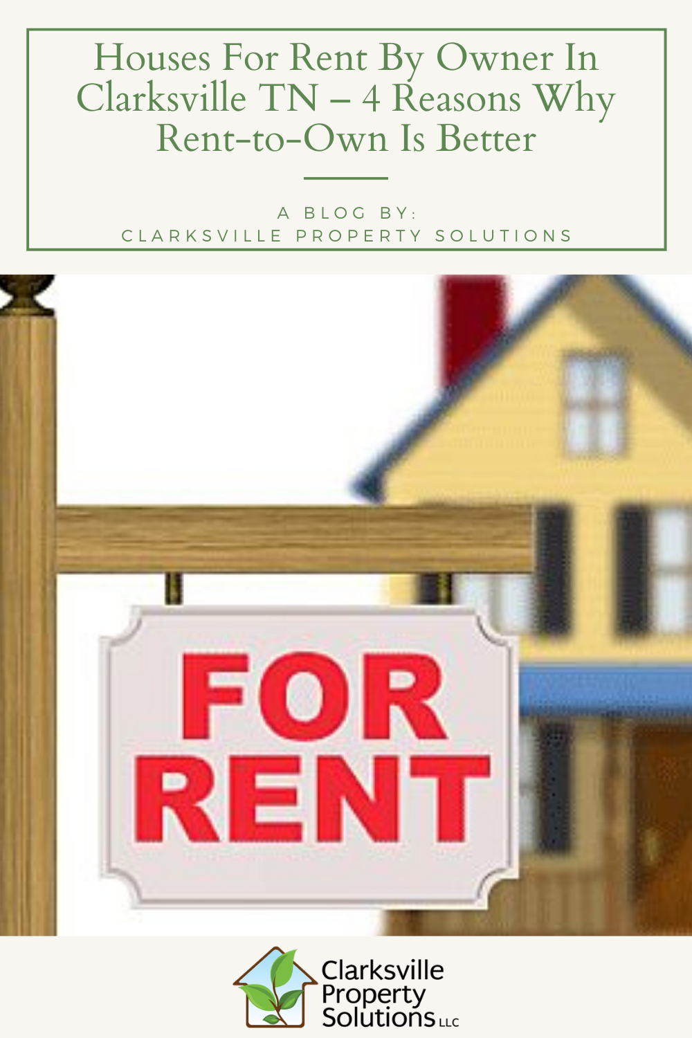 Houses For Rent By Owner In Clarksville Tn 4 Reasons Why Rent To Own Is Better For Rent By Owner Renting A House Looking For Houses