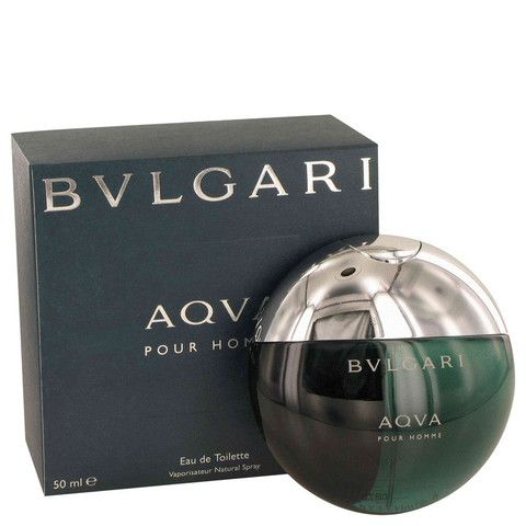 AQUA POUR HOMME by Bvlgari Eau De Toilette Spray 50 ml - Beauty N Fashion & More