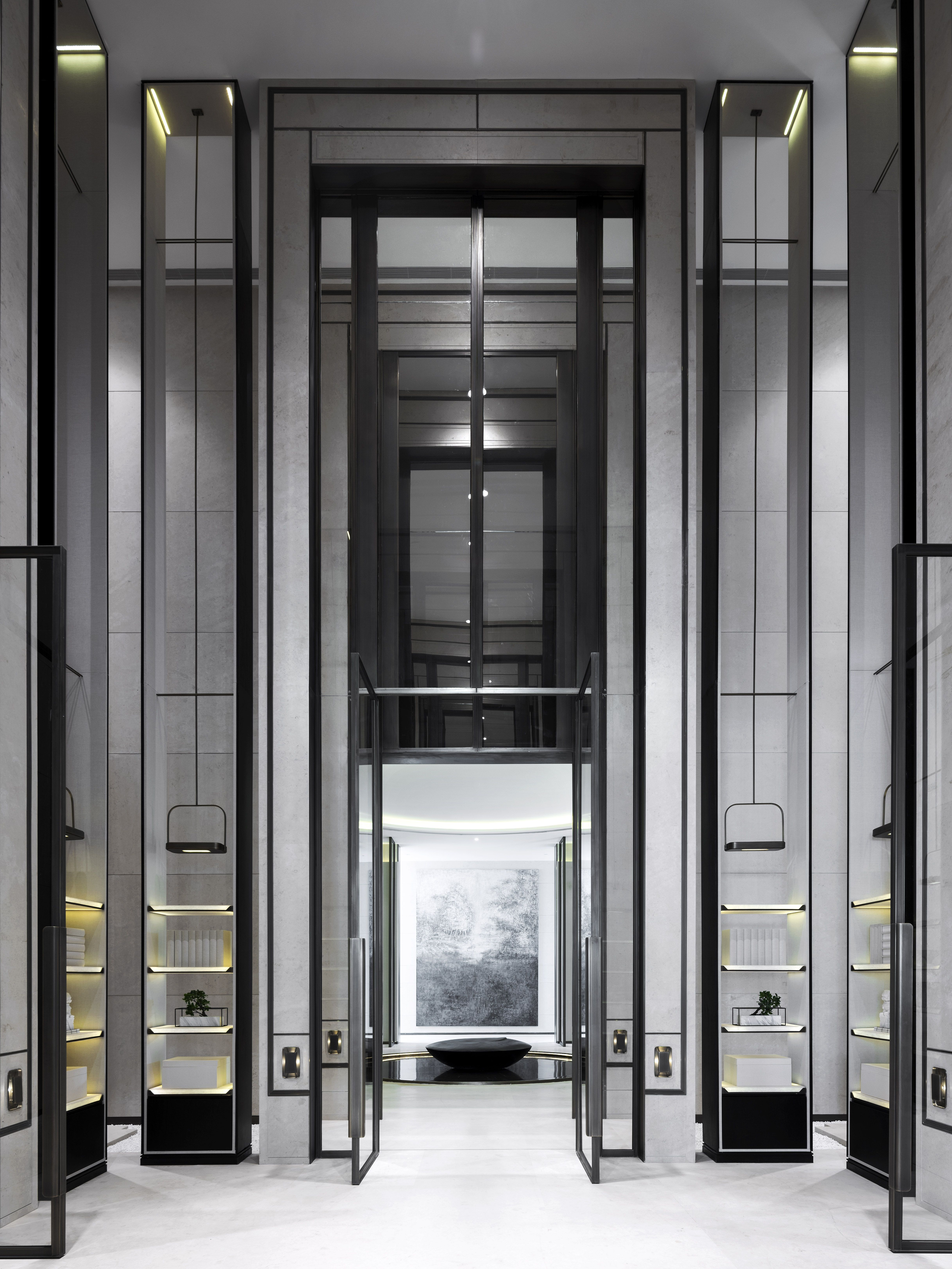 Pin by omo on 商业室内 pinterest lobbies interiors and hospitality
