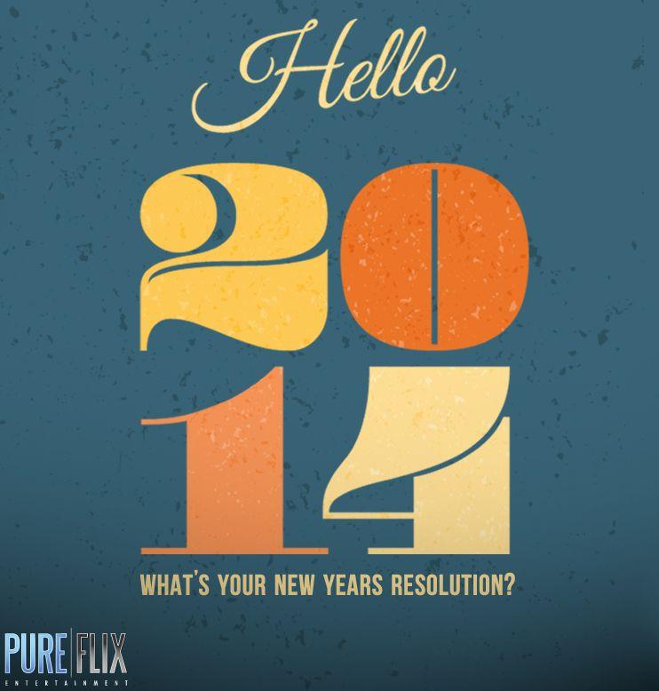 Hello 2014 - Pure Flix - Christian movies - Christian Quotes - #ChristianQuotes #Bible  #God #PureFlix   #Christmas #2014 #ChristianMovies www.PureFlix.com