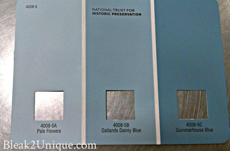 Historic Preservation Colors From Valspar Oatlands Dainty Blue Valspar Paint Colors Gray Historic Colours Painting Bathroom