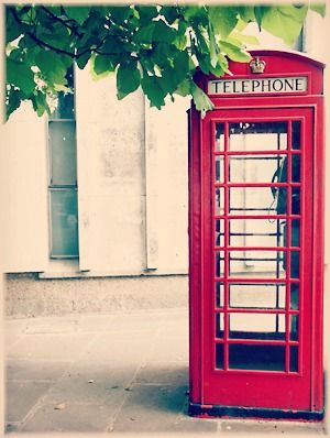 Phone Booth. #provo # utah #red #street I always wanted to take a ...