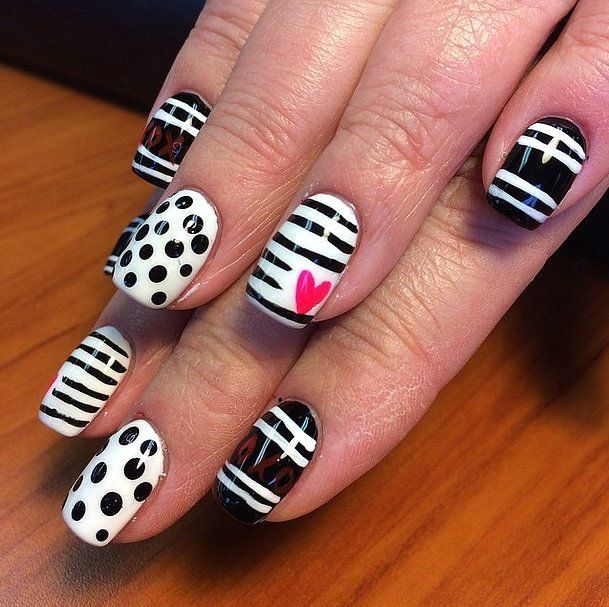 In look for some nail designs and ideas for your nails? Listed here is our list ... #Designs #ideas #list #listed #Nail #nails