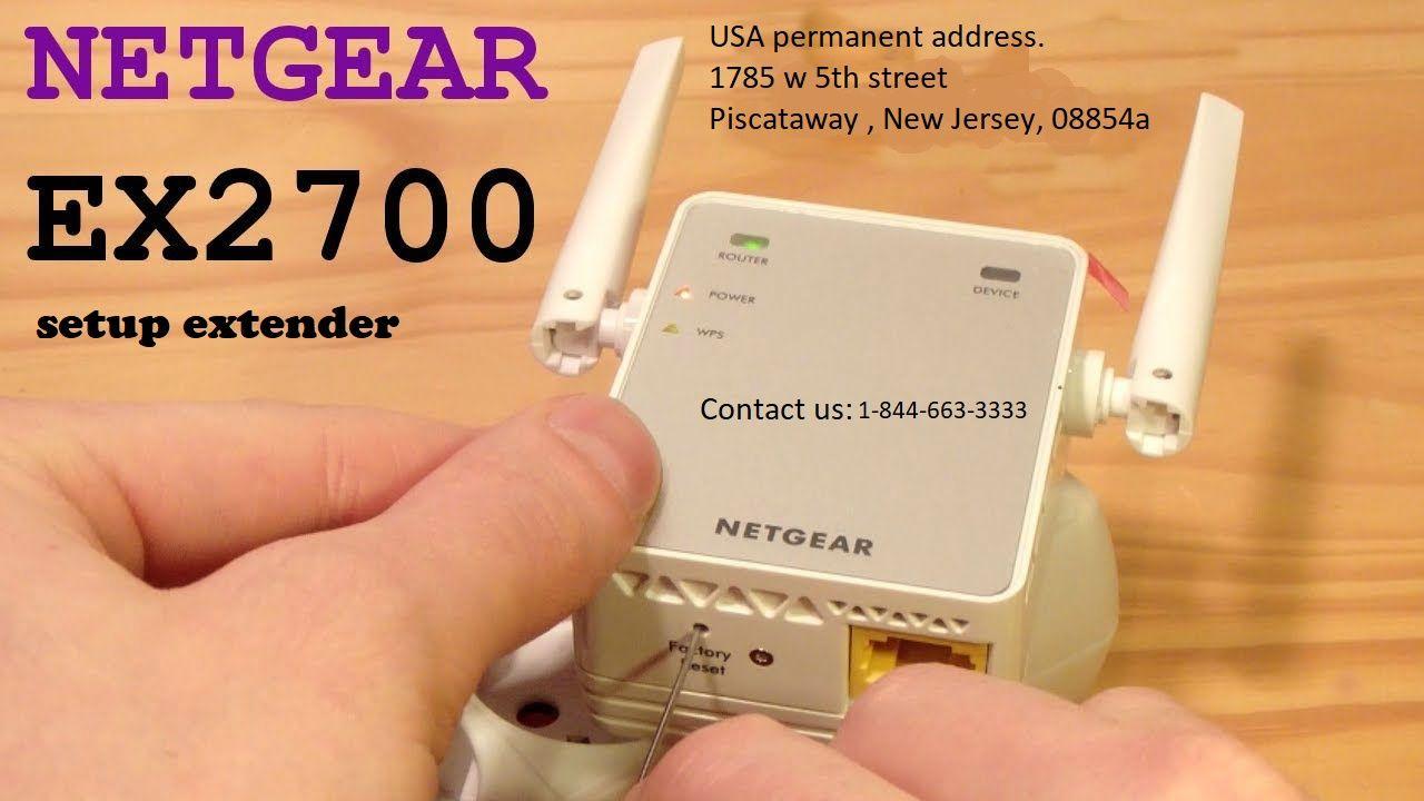 Netgear EX2700 Setup Wifi extender, Wifi, Home network