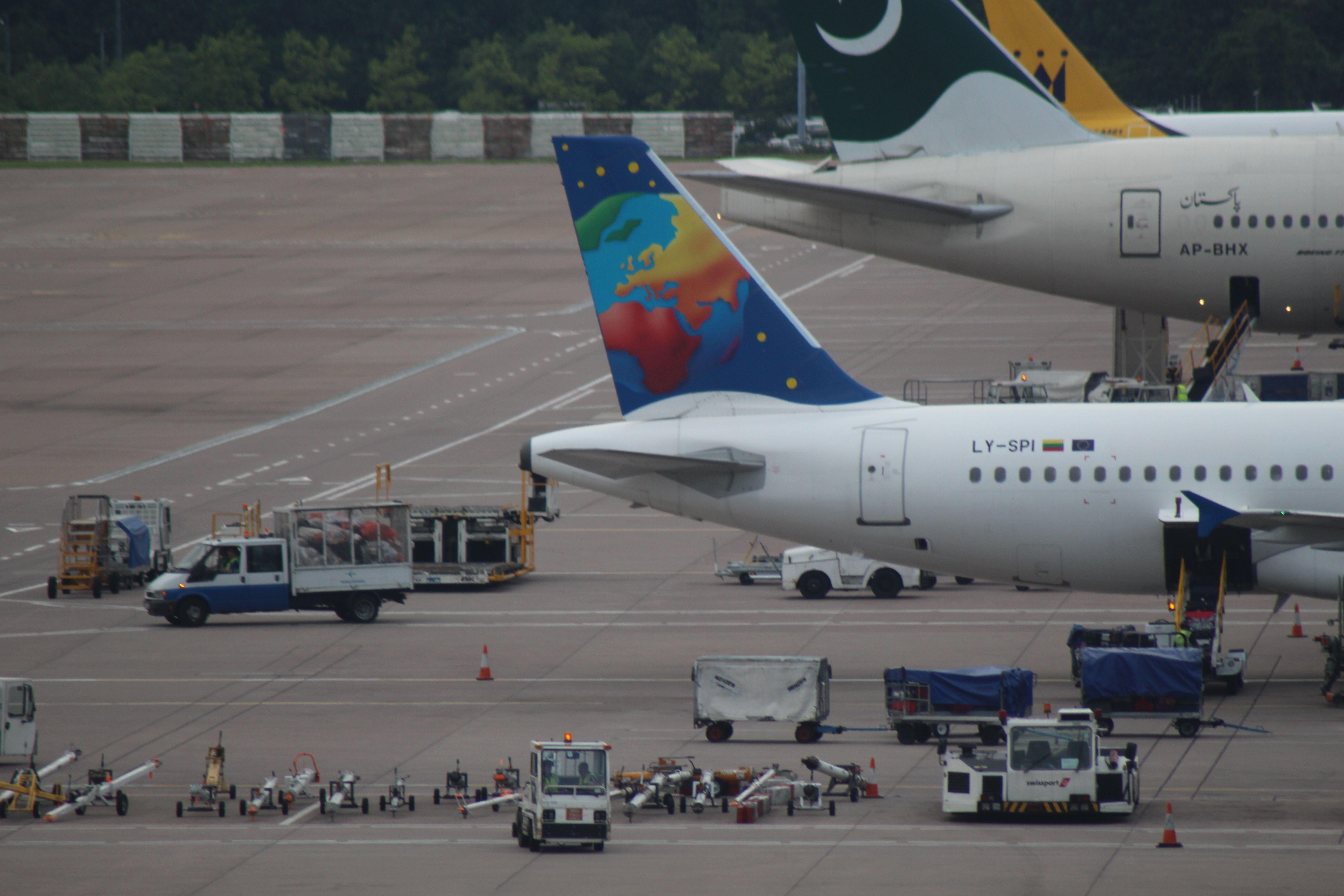 Small Airline company Aeroplane Airline company