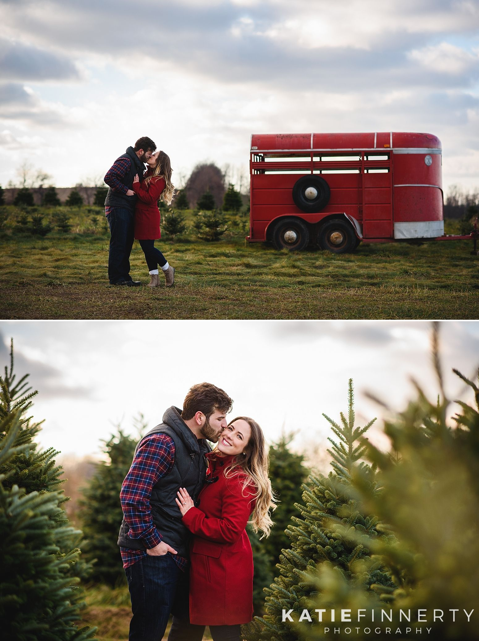 Christmas Tree Farm Engagement Session Paulina Nick Buffalo Ny Wedding Portrait And Boudoir Photographer Buffalo Ny Wedding Engagement Session Christmas Tree Farm