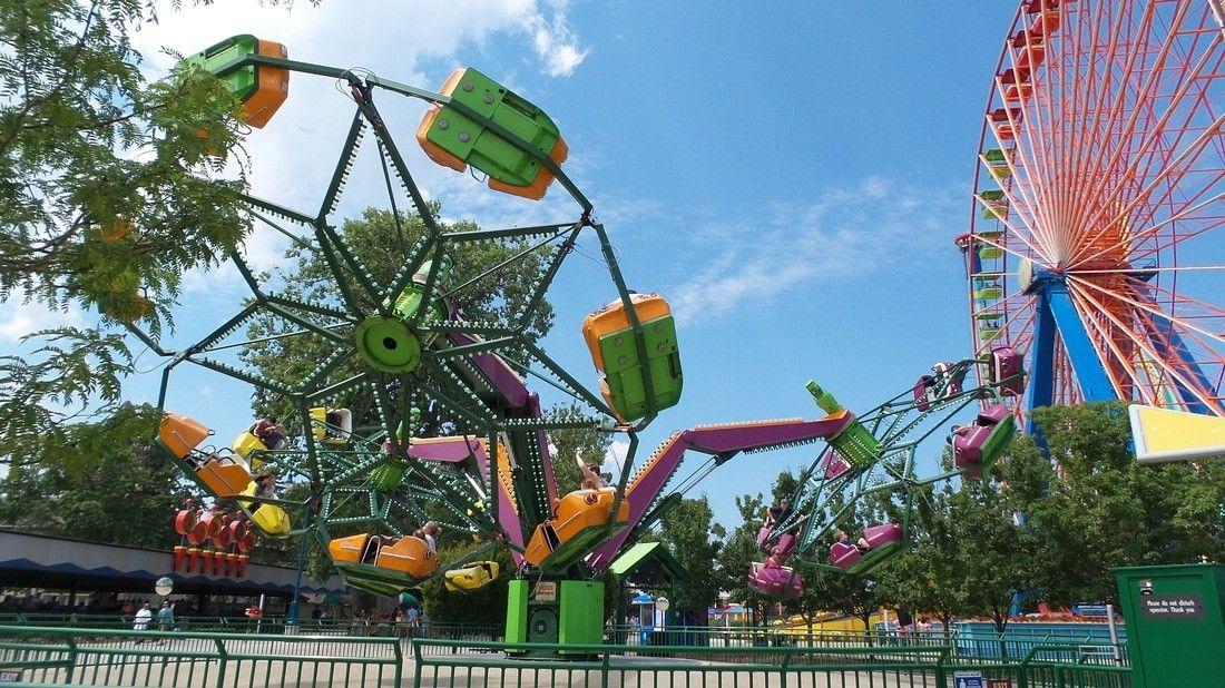 Pin by Valya on Cedar Point, Thrill Rides Thrill ride