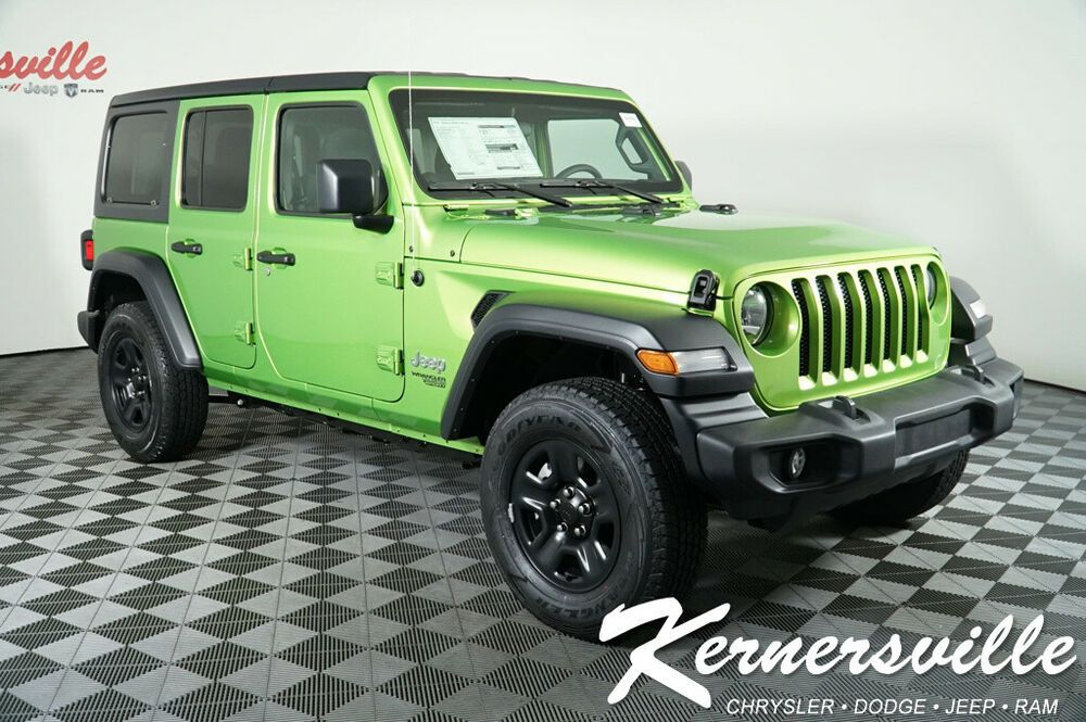 2020 Jeep Wrangler Sport 4wd I4 Turbo Suv Usb Aux Backup Camera New 2020 Jeep Wrangler Unlimited Sport Jeep Wrangler Sport Jeep Wrangler Jeep Wrangler For Sale
