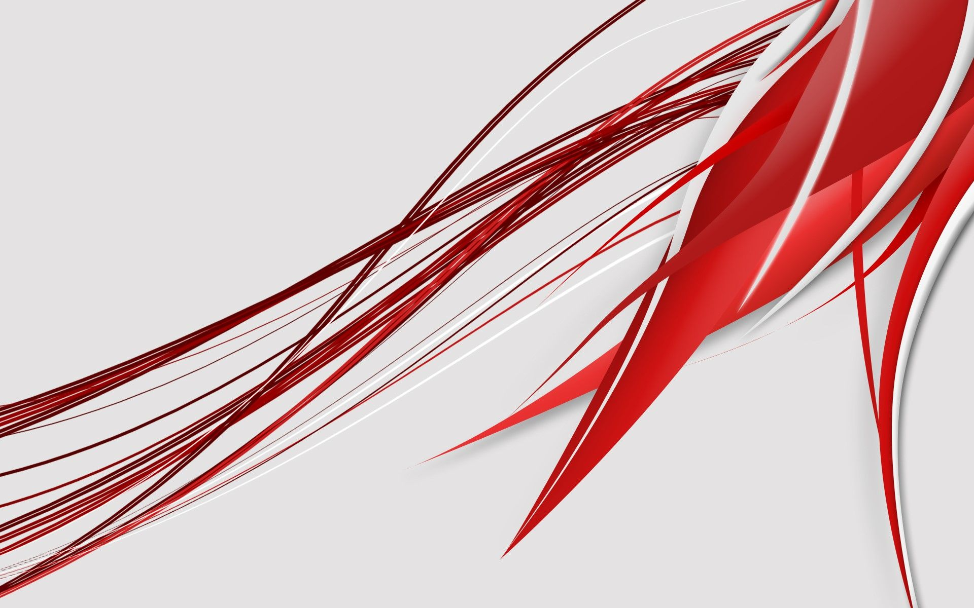 Red White Abstract Wallpaper Abstract Abstract Wallpaper Red