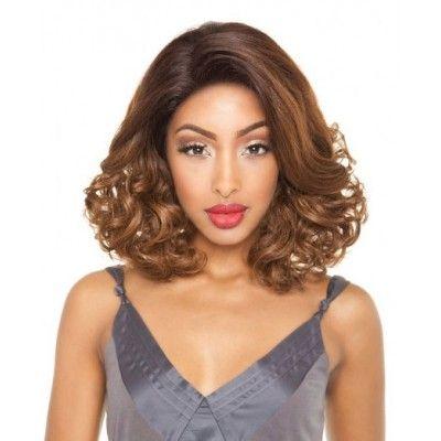 Isis Brown Sugar Silk Human Hair Mix Lace front wig BS604