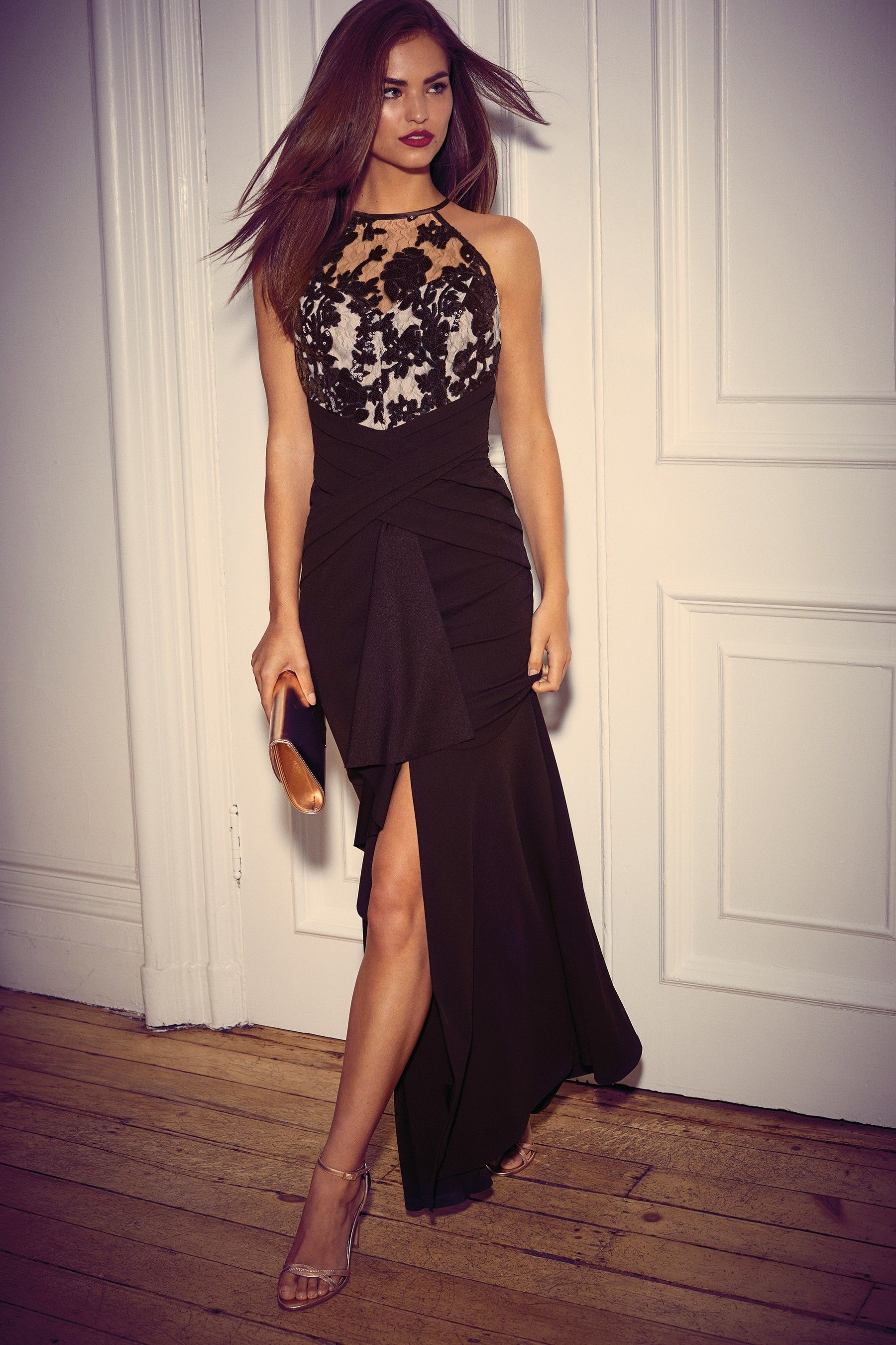 Buy Lipsy Petite Sequin Built Up Maxi Dress From The Next Uk Online Shop Dress For Petite Women Embellished Maxi Dress Dresses