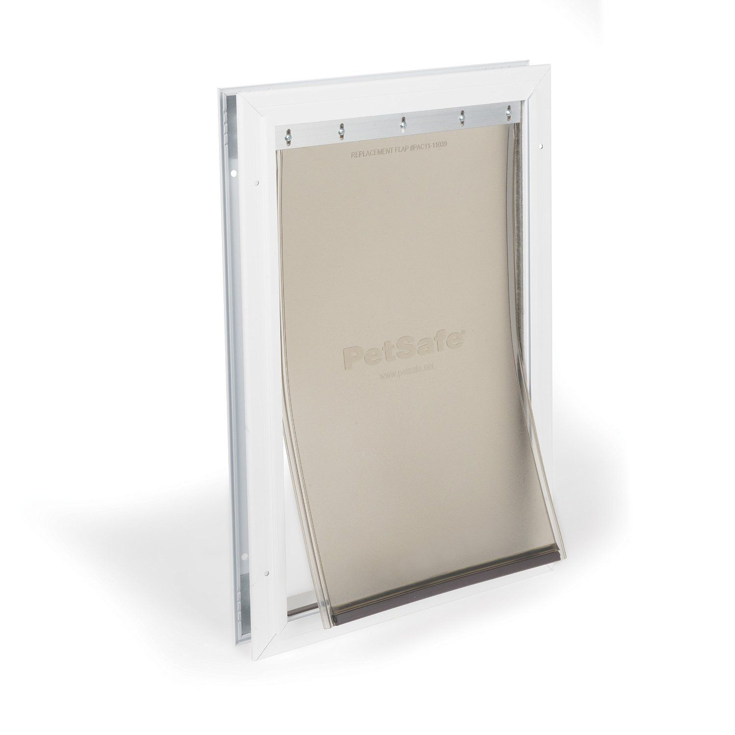 Petsafe Freedom Door Premium White Wow I Love This Check It Out Now All Pet Supplies All Pet Supplies Dog Door Flaps Window Pet Door Pet Door