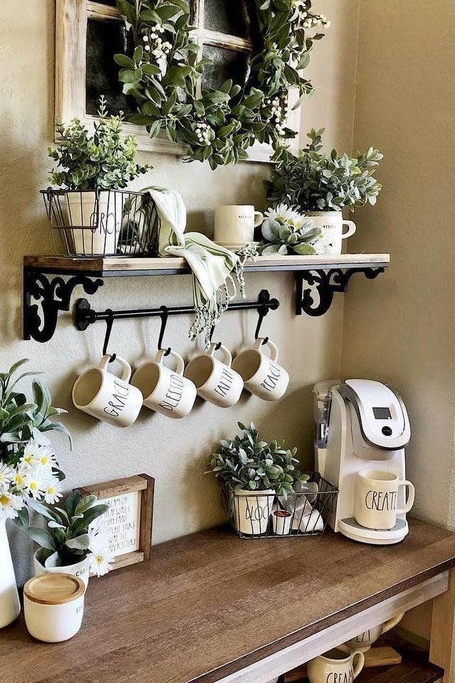Kaffee-Dekor: Unsere Auswahl für die Küche