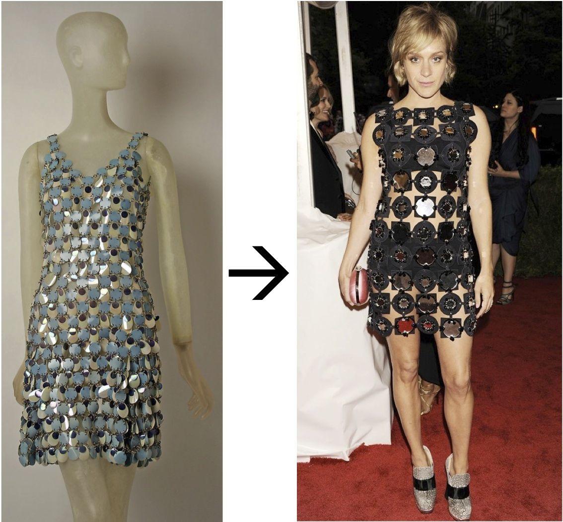DRESSES - Long dresses Paco Rabanne eusi0aZx