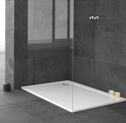 Duschwanne Infos Zu Grossen Materialien Und Formen Schonerwohnen Shower Tray Bathroom Makeover Bathroom