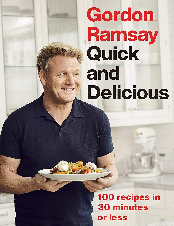 Gordon ramsay quick delicious 100 recipes