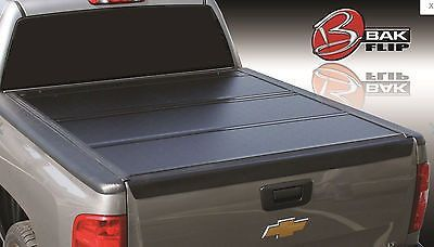 Bakflip F1 Tonneau Bed Cover 2014 And 2015 Chevy Chevrolet