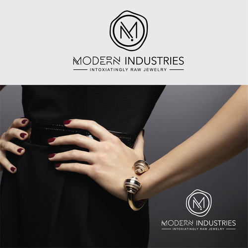 Create An Edgy Industrial Classy Logo For Jewelry Company Named Modern Industries Logo Design Contest Design Classy Logos Industry Logo Jewelry Companies