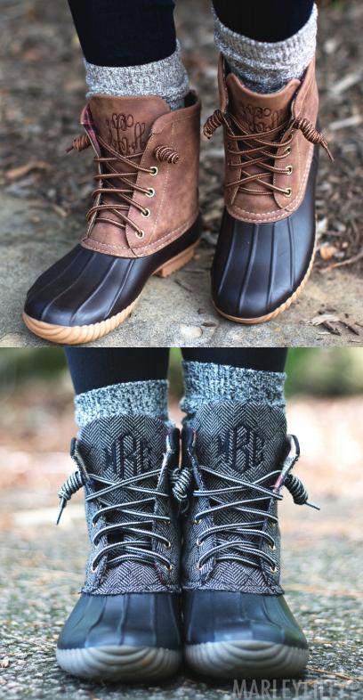 Duck Boot Socks   Duck boots