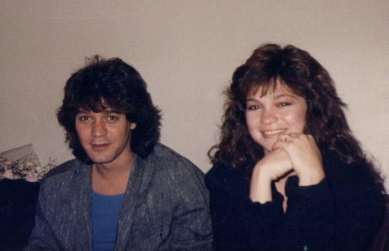 Katidrew Van Halen Eddie Van Halen Valerie Bertinelli