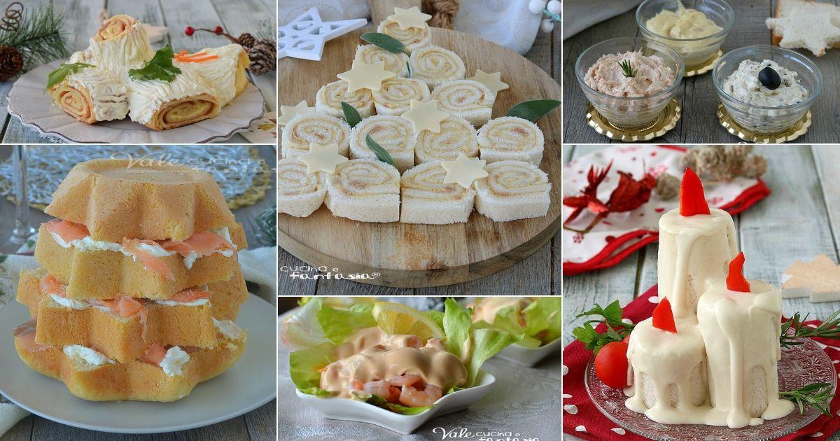 Antipasti Di Natale Cucina Italiana.Antipasti Di Natale Facili E Veloci Ricette Sfiziose Antipasti Di Natale Ricette Antipasti