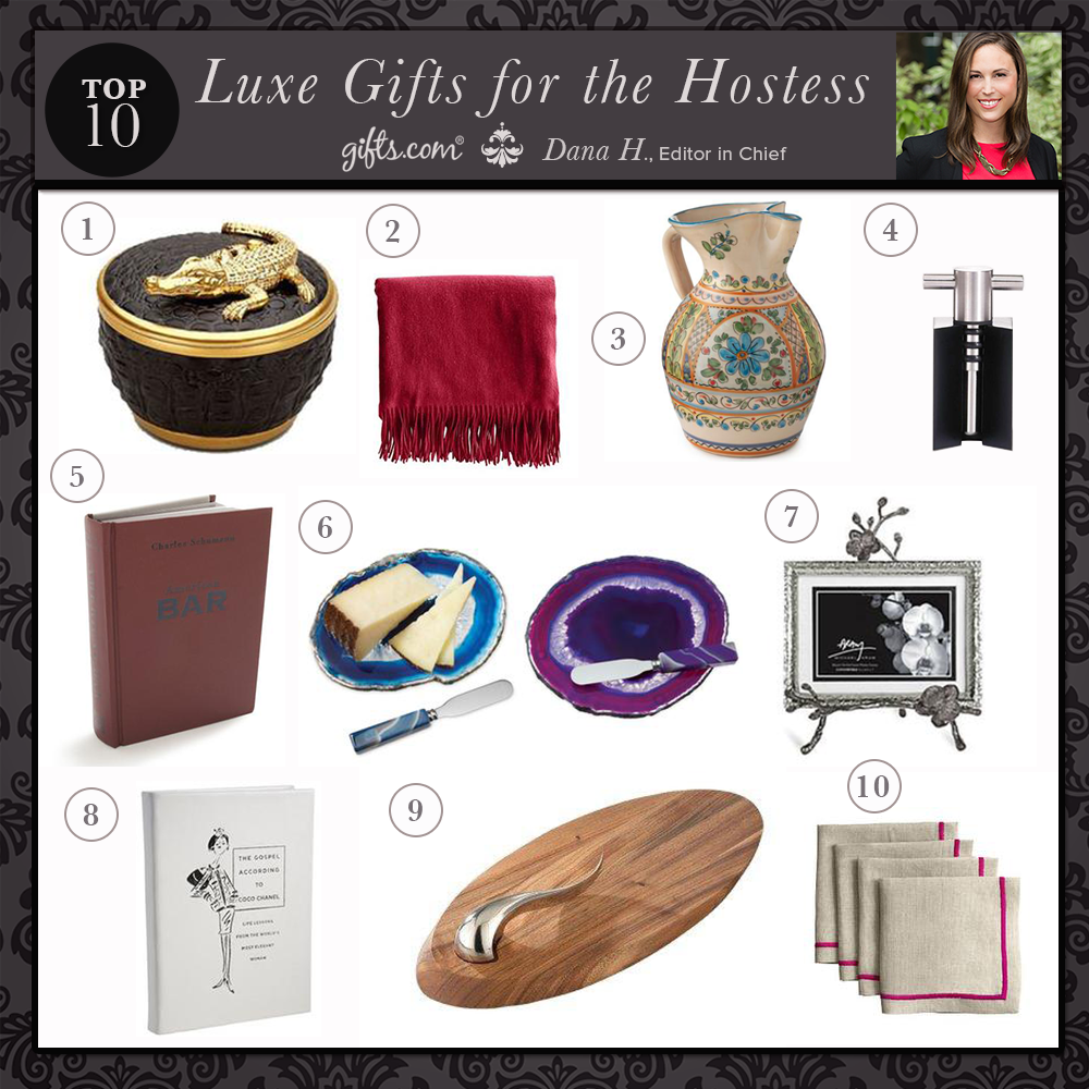 10 Over-The-Top LuxeGifts