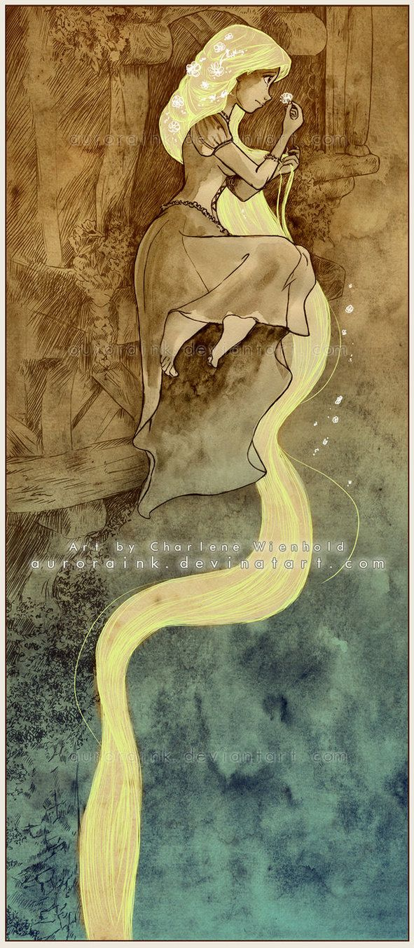 Tangled - He did not return by *auroraink on deviantART