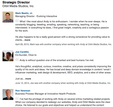 How to Improve the Visibility of Your LinkedIn Profile