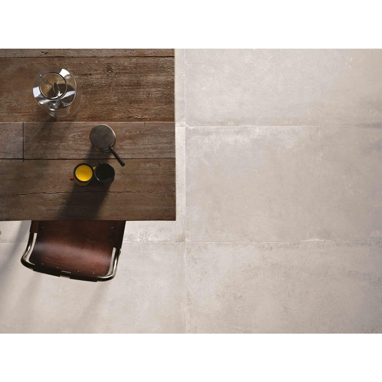 Fliesen Betonoptik | Bodenfliese Elements Beige 60x120 | Hochwertige ...