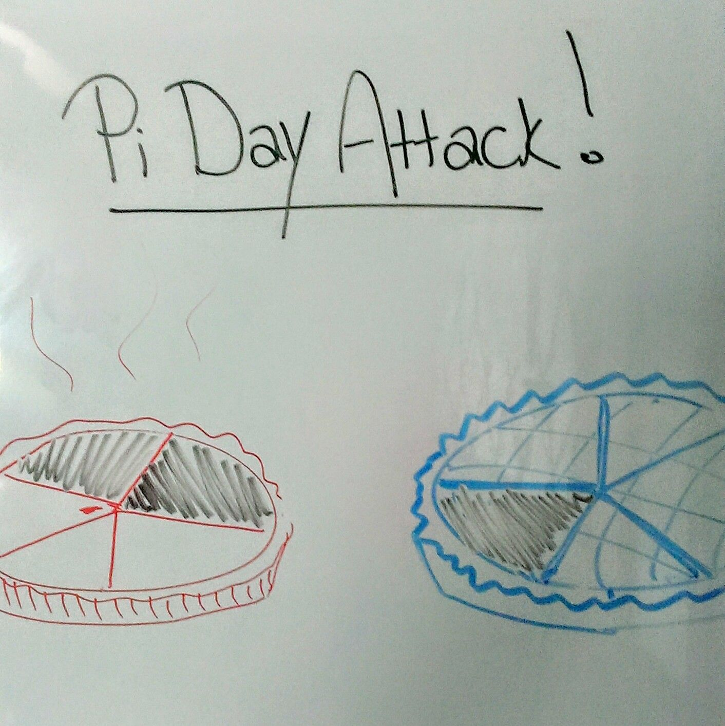 FREE Pi Day activities you havent seen before - perfect for Algebra I or any class! {Blog Post}