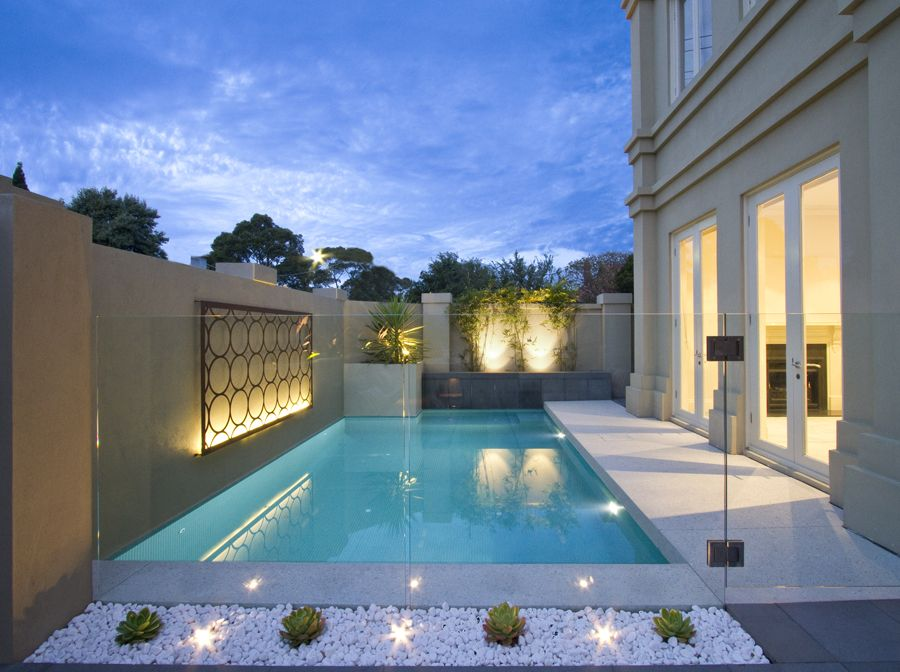 Image Ownership Of Baden Pools We Love Our Metal Wall Art With LED Lighting