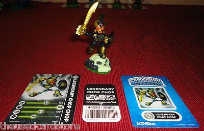 Skylanders Spyro's Adventure Legendary Chop Chop W ...