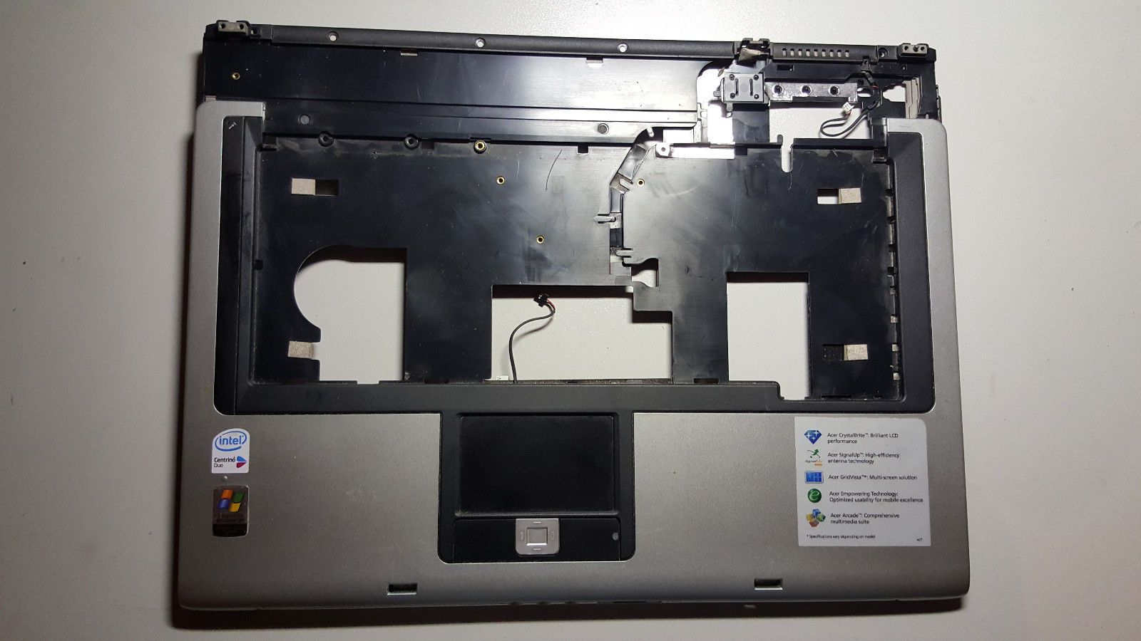 Acer Aspire 5600 Touchpad Drivers PC