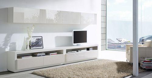 Salas Modernas Fotos Proyecto sala Pinterest Moderno, Muebles - mueble minimalista