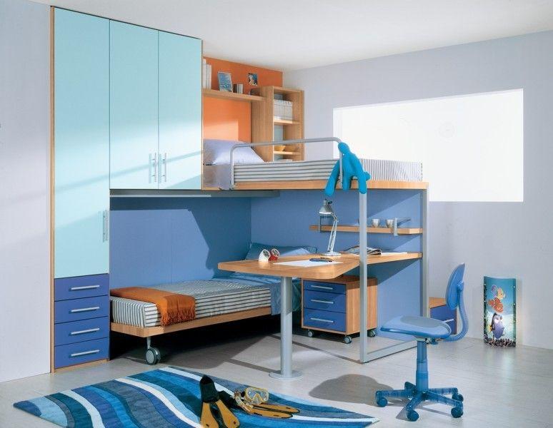 Badroom centri camerette specializzati in camere e camerette per ragazzi cameretta con letto - Camerette letto a castello ...