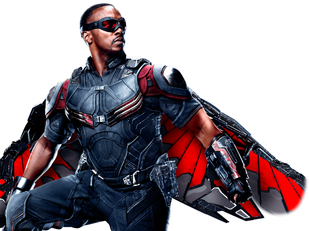 Falcon By Alexelz Falcon Marvel Avengers Marvel Superheroes