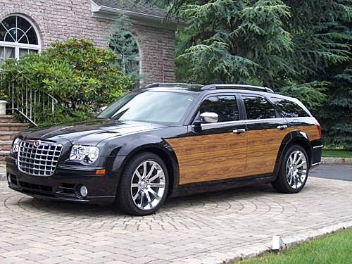 2005 Chrysler 300 Wagon With Images Chrysler 300c Touring