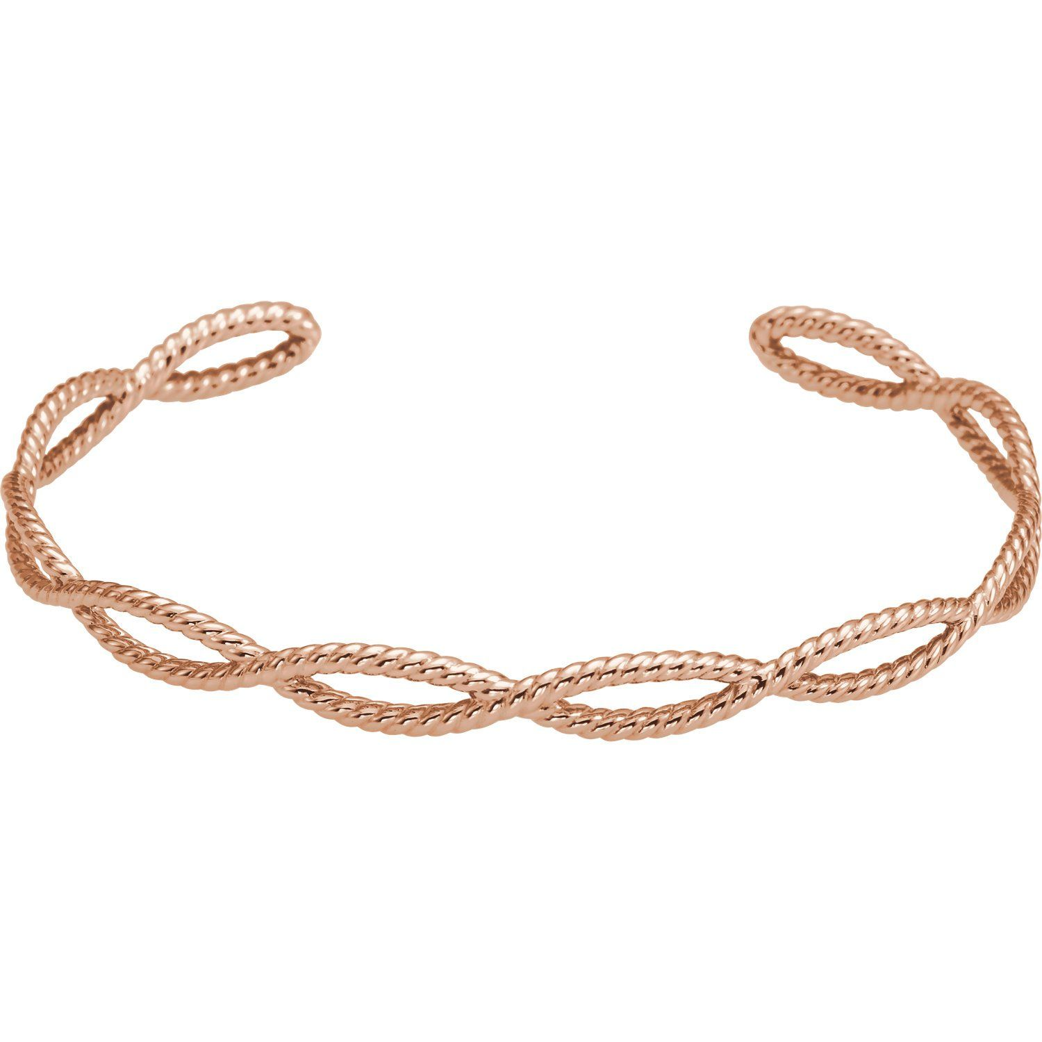 Infinity rope cuff bracelet infinity and products