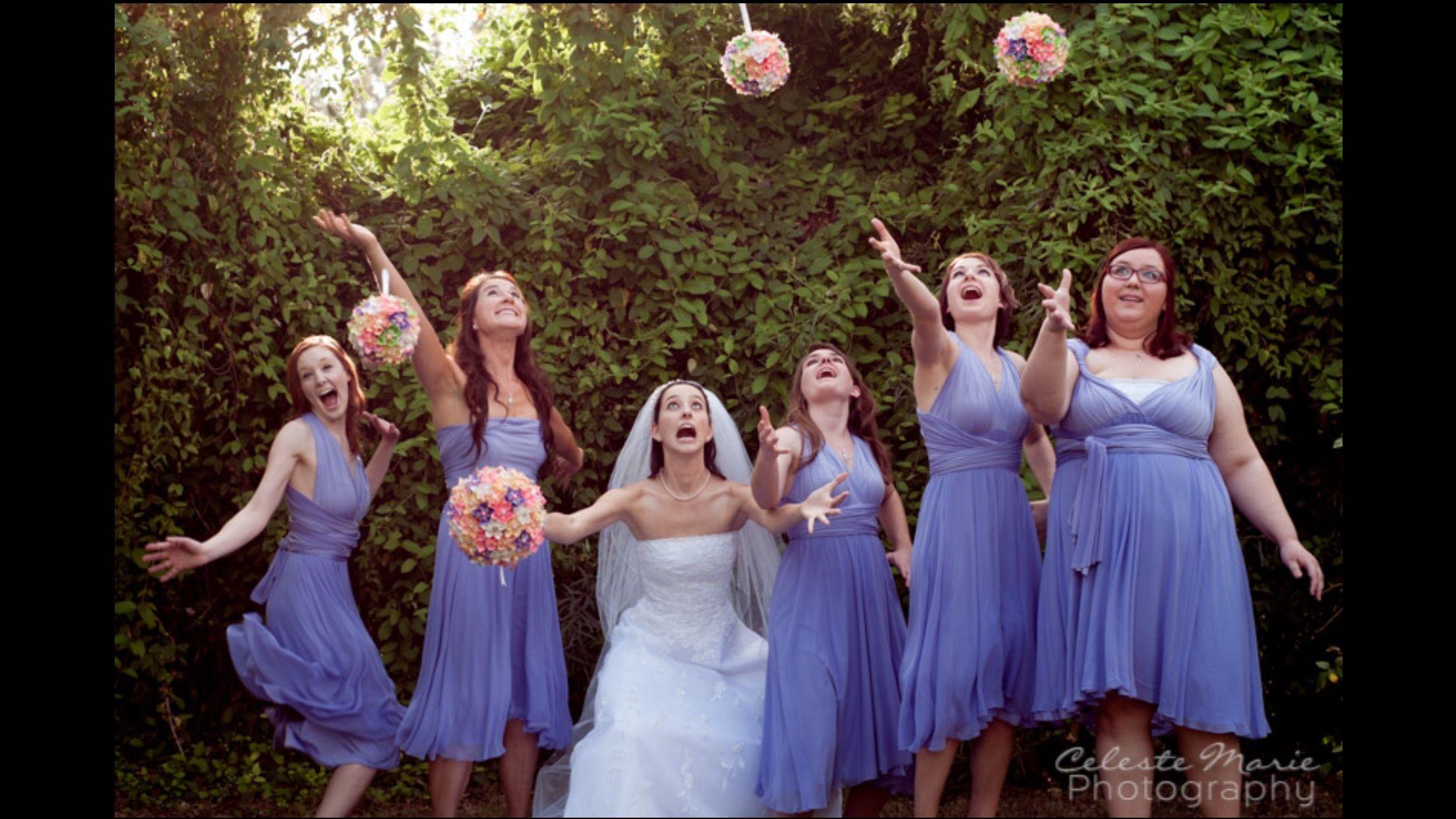 Hilarious bridesmaid photo wedding ideas pinterest weddings hilarious bridesmaid photo ombrellifo Choice Image