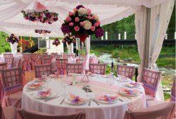 Schöne Dekoration Hochzeit 2015